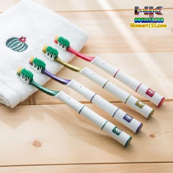 Bàn Chải Đánh Răng Bamboo Hàn Quốc