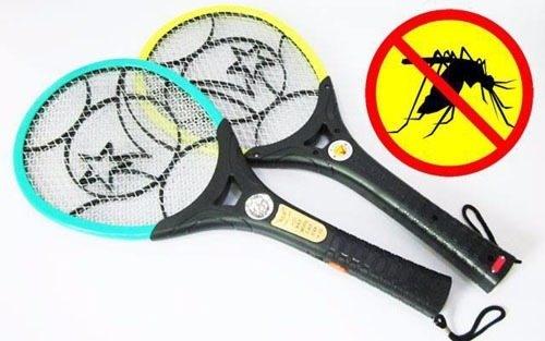Vợt điện bắt muỗi cao cấp
