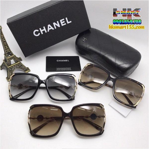 Kính mắt nữ thời trang cao cấp Chanel