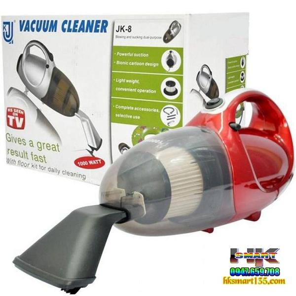 Máy hút bụi 2 chiều mini cầm tay Vacuum CleanerJK-08