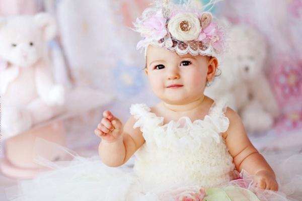 Mẹo làm đẹp cho bé sơ sinh từ khi lọt lòng 1