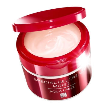 Kem dưỡng Shiseido Aqualable special gel cream 5 in 1 90g