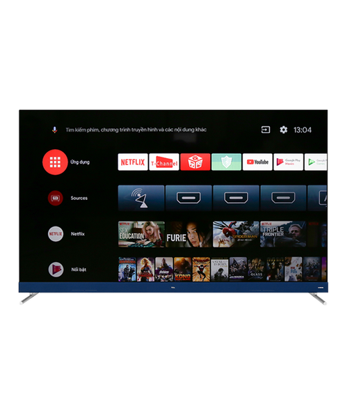 Tivi TCL Android 4K 65 inch L65C8