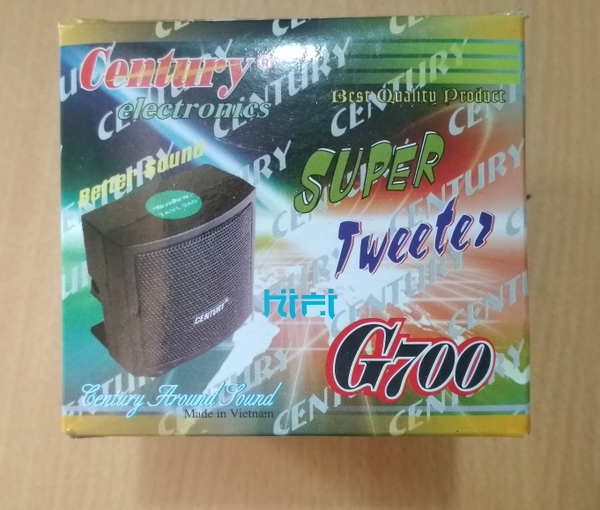 Cặp Loa Tress SUPER TWEETER G700