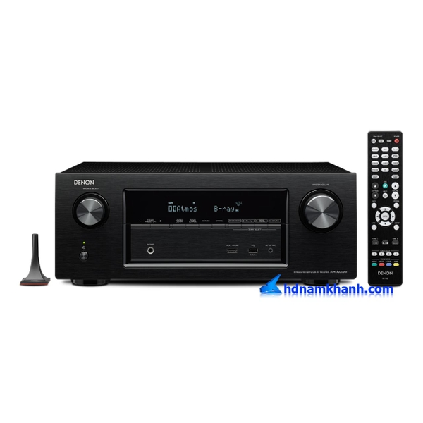 Amply Denon AVR X2200W (New model 2015)