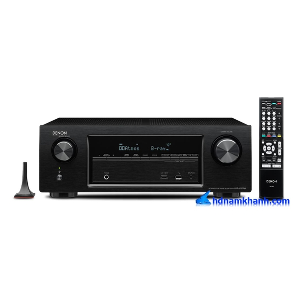 Amply Denon AVR X1200W (New model 2015)