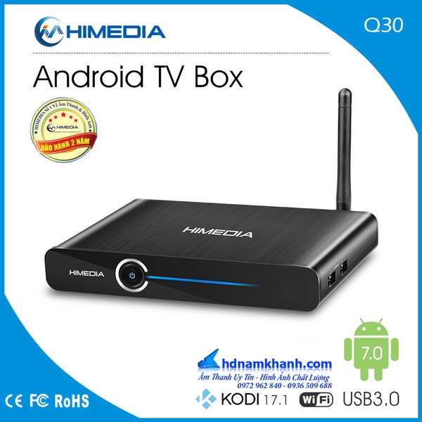 Android Box Himedia Q30