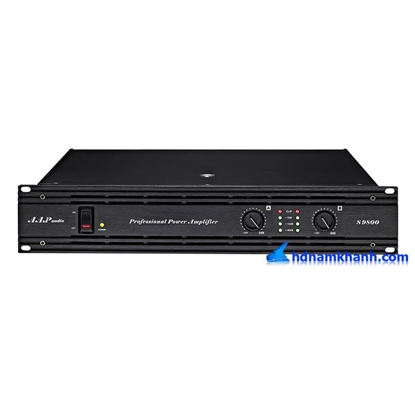 Power AAP audio S 9800
