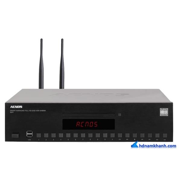 Acnos SK9038KTV, Đầu Karaoke Sonca cao cấp Full HD 1080 chính hãng tại Hà  Nội