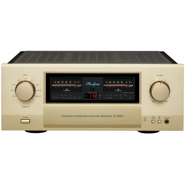Amply Accuphase E-600