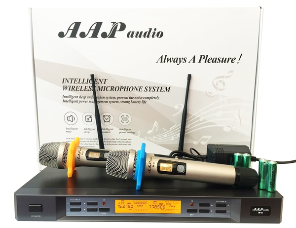 Micro AAP Audio M-8
