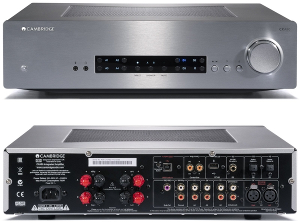 Amply Hi-fi Cambridge Audio CXA80