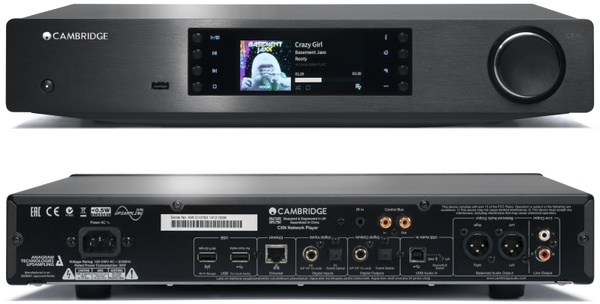 DAC Cambridge CXN