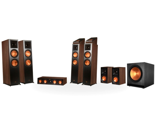 Bộ Loa Klipsch RP-8060FA 7.1.4 Dolby Atmos Home Theater System