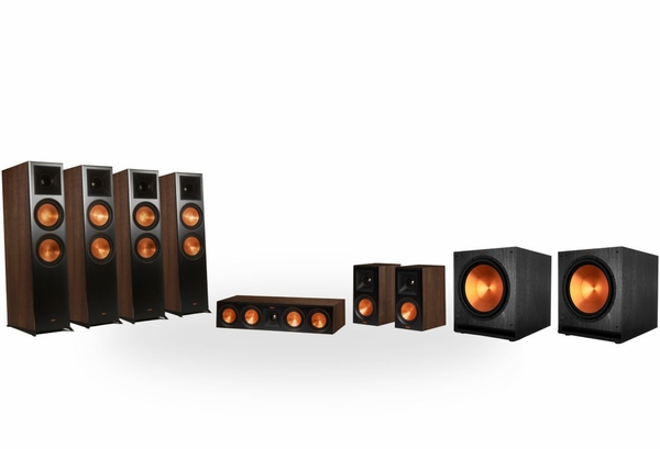 Bộ Loa Klipsch RP-8060FA 7.2.4 Dolby Atmos Home Theater System