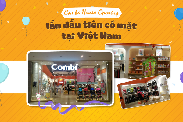Combi house opening