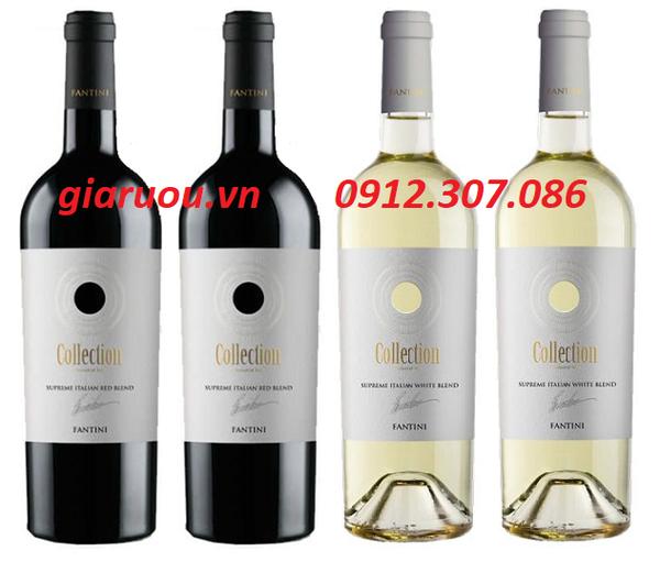 Kết quả hình ảnh cho rượu vang ý collection fantini
