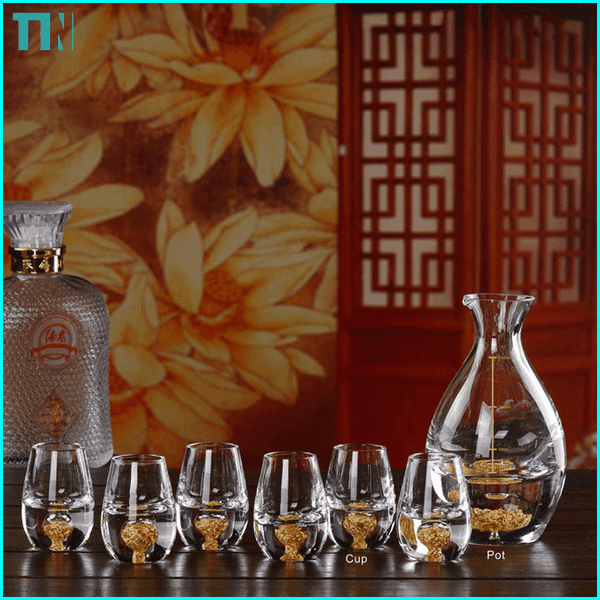 Ly Rượu Vodka 03