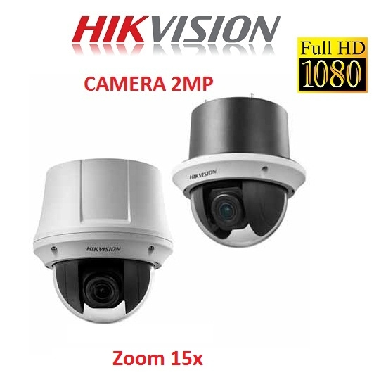 CAMERA HIKVISION 2MP DS-2AE4215T-D3 SPEED DOME ZOOM 15X