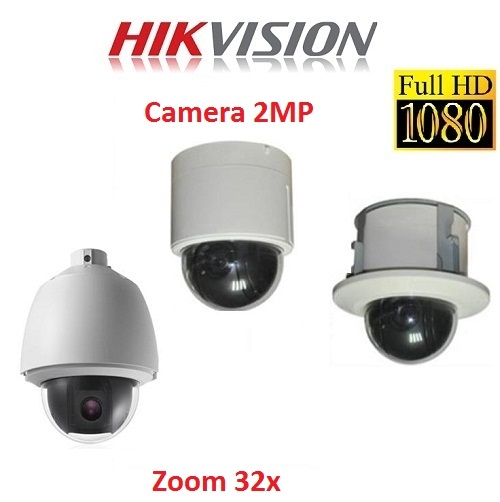 CAMERA HIKVISION 2MP DS-2AE5230T-A(A3) SPEED DOME, ZOOM 30X