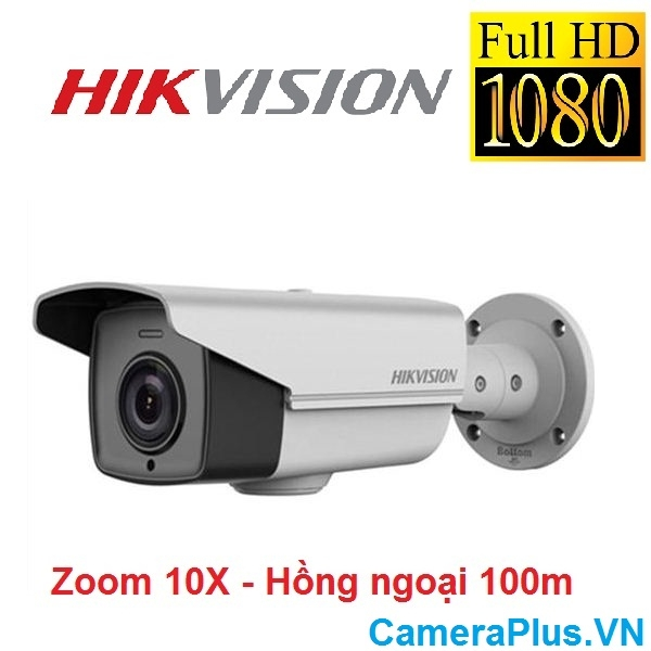 CAMERA HIKVISION 2MP DS-2CE16D9T-AIRAZH ZOOM 10X