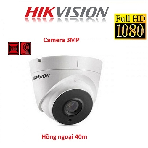 CAMERA HIKVISION 3MP DS-2CE56F7T-IT3 CHỐNG NGƯỢC SÁNG