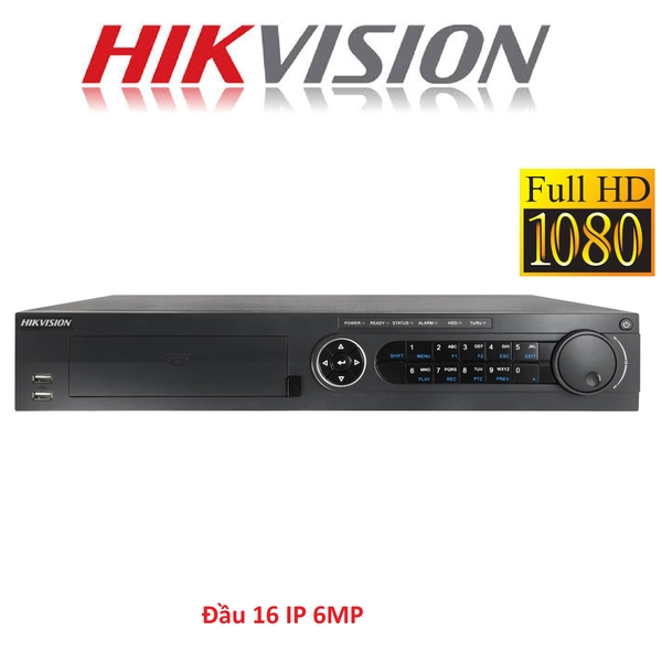 ĐẦU 16 IP HIKVISION DS-7716NI-E4 6MP