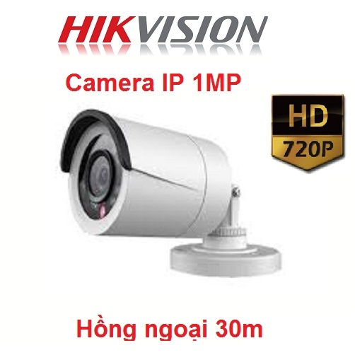 CAMERA IP HIKVISION 1MP DS-2CD1002D-I