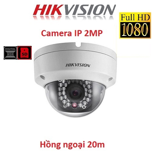 CAMERA IP HIKVISION 2MP DS-2CD2120F-I