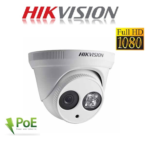 CAMERA IP HIKVISION 2MP DS-2CD2321G0-I/NF HỖ TRỢ PoE