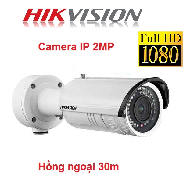 CAMERA IP HIKVISION 2MP DS-2CD2620F-IS