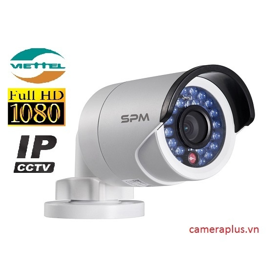 CAMERA IP VIETTEL 2MP SPM SPI-1312-KP