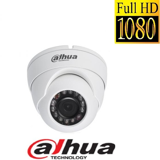 CAMERA DAHUA 2MP DH-HAC-HDW1200MP