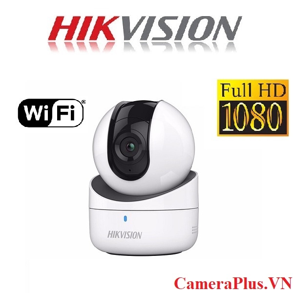 CAMERA WIFI HIKVISION 2MP DS-2CV2Q21FD-IW ROBOT XOAY 360 ĐỘ
