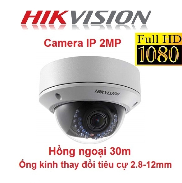 CAMERA IP HIKVISION 2MP DS-2CD2720F-IZ