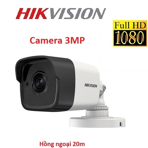 CAMERA HIKVISION 3MP DS-2CE56F1T-ITM GIÁ RẺ