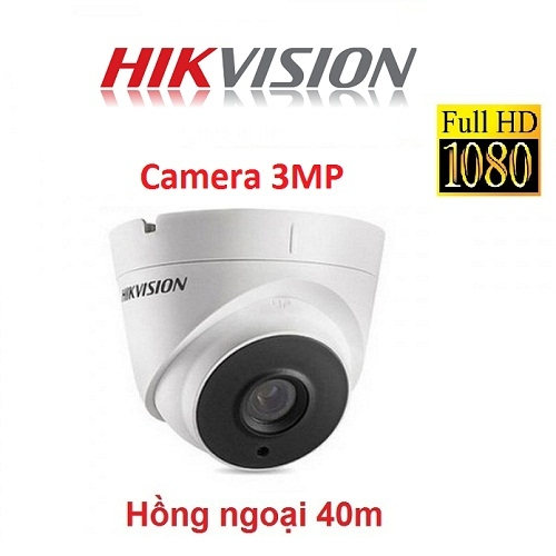CAMERA HIKVISION 3MP DS-2CE56F1T-IT3 GIÁ RẺ