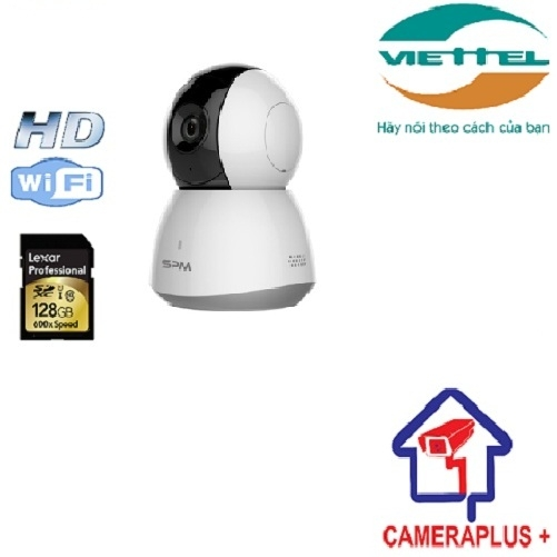 CAMERA WIFI VIETTEL 1MP SP-HW-1301