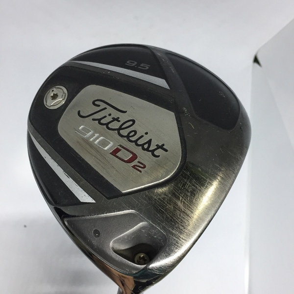Gậy DriverTitleist910 D2  9.5°Diamana 'ahina 60