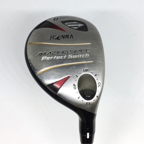 Gậy Rescue HONMA Perfect Switch 22°