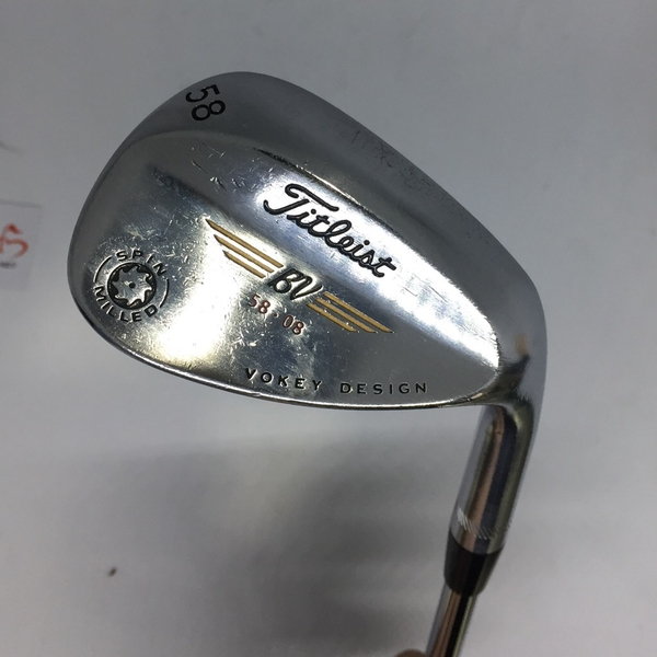 gậy wed Titleist  58-08 Spin milled