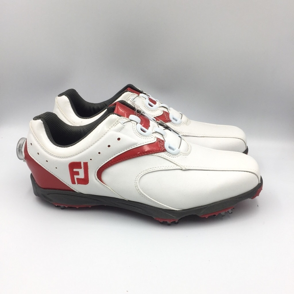 Giầy FJ EXL BOA WHITE/RED 45140