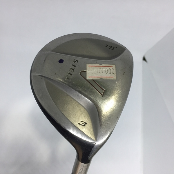 Gậy Fairway Wood TaylorMade V STEEL 15°M.A.S.2 PLUS