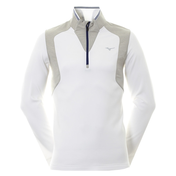 Áo Jacket Mizuno 52GC800101 White