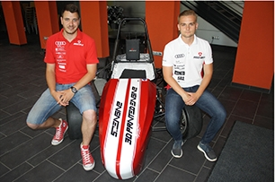Worlds first 3D-printed formula student racing engine produced on SLM® Machine