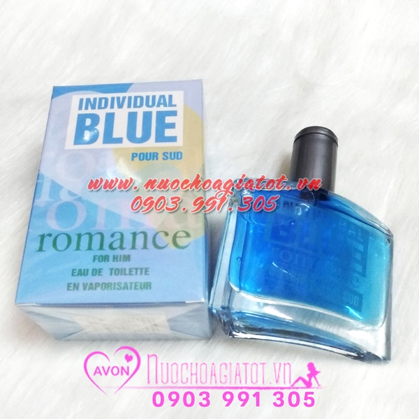 NƯỚC HOA NAM AVON BLUE ROMANCE FOR HIM 50ML