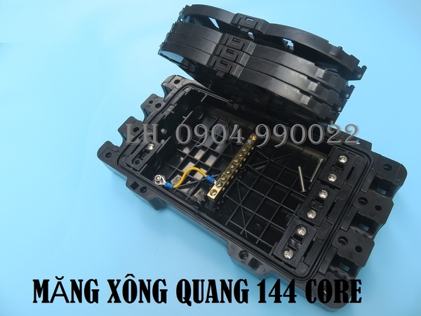 Măng xông quang 2in-2out 12-144 core