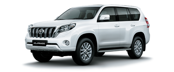 LAND CRUISER PRADO TX - L