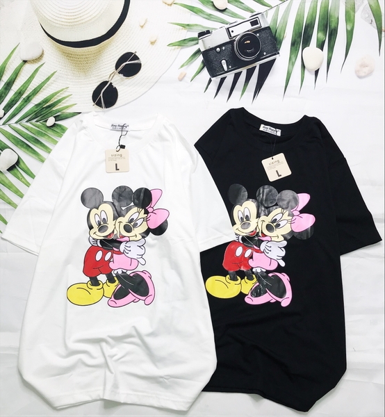 A4093 COUPLE MICKEY