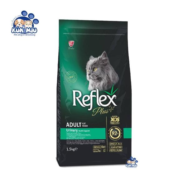 Thức ăn cho mèo hỗ trợ điều trị bệnh tiết niệu REFLEX PLUS ADULT URINARY 1,5kg